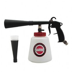 TUV Approved Tornador Black Cleaning Gun